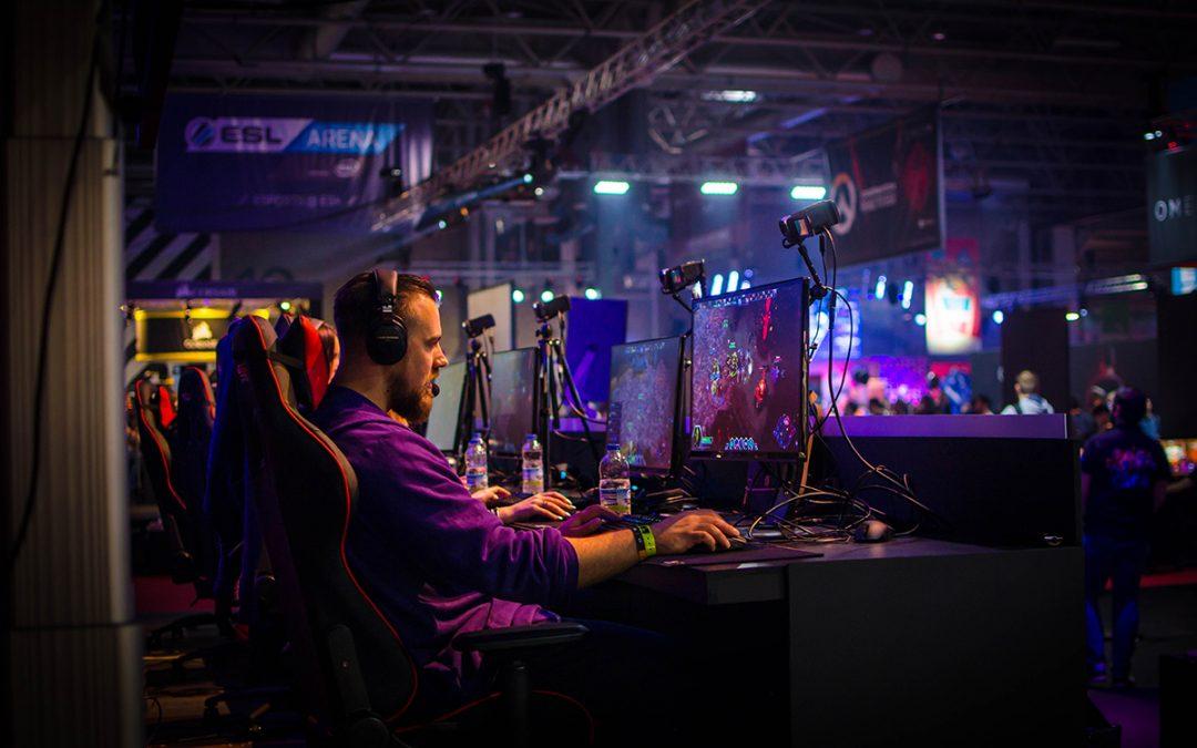 Roles en los estudios de videojuegos