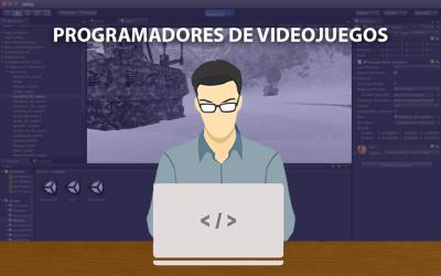¿Qué hace un programador de videojuegos?